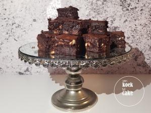 triple chocolade brownies
