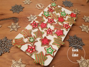 recept voor de lekkerste kerstkoekjes met icing