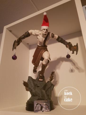 Kratos met Kerst
