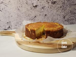 recept van koek tot cake hartige cheesecake met knoflook