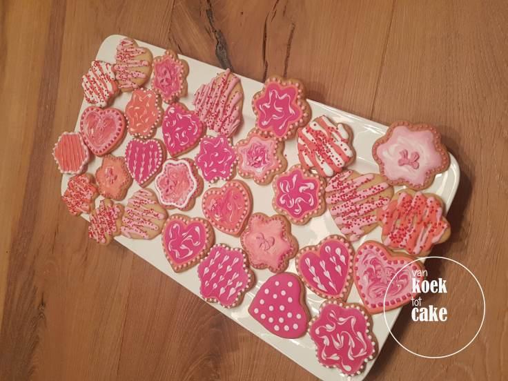 recept koekjes met icing