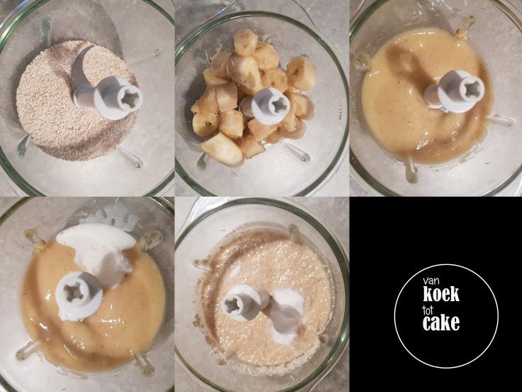 recept gezond smeuïg bananenbrood glutenvrij