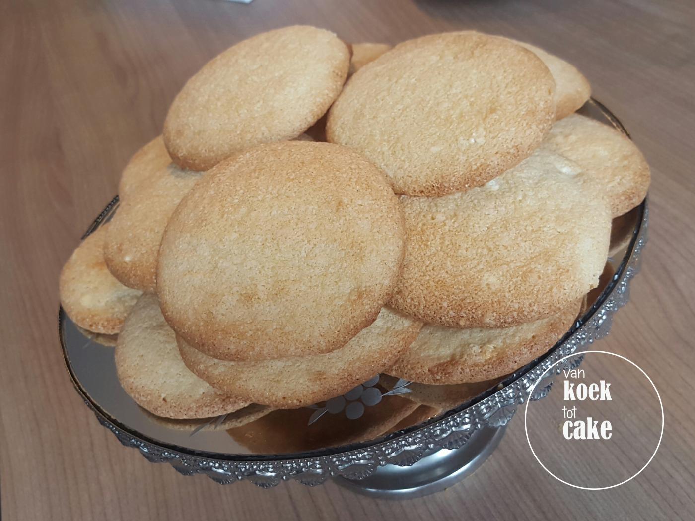 simpel recept eierkoeken van koek tot cake