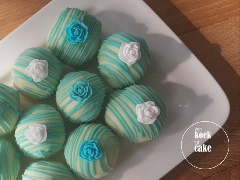 Cake bonbons