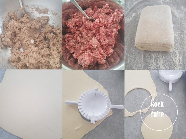 Recept gehakt wellington gehaktbroodje van bladerdeeg