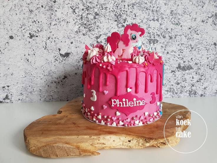 verjaardagstaart-roze-meisje_my-little-pony_1