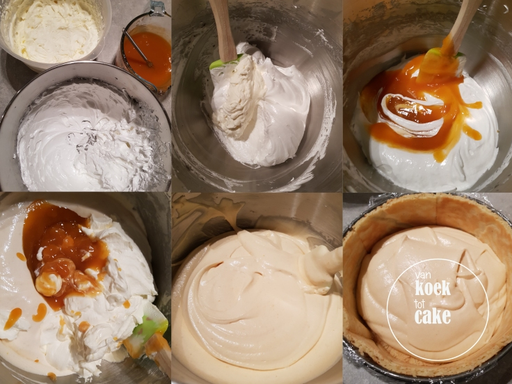 recept abrikozen mousse taart - van koek tot cake Middelburg