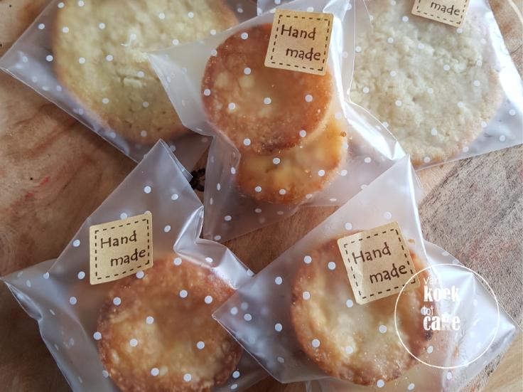 Recept koekjes witte chocolade macadamia | van koek tot cake | Zeeland Middelburg Vlissingen Oost-Souburg