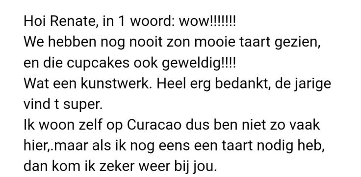 Reviews en recensies van koek tot cake Middelburg Vlissingen Oost-Souburg