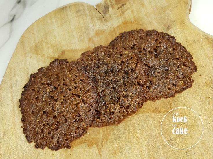 Makkelijk recept voor koekjes à la kletskoppen met chewy kern | van koek tot cake | middelburg vlissingen oost-souburg